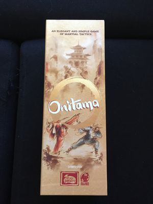 Onitama board game for Sale in Boston, MA