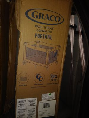 Graco pack and play for Sale in Chesapeake, VA