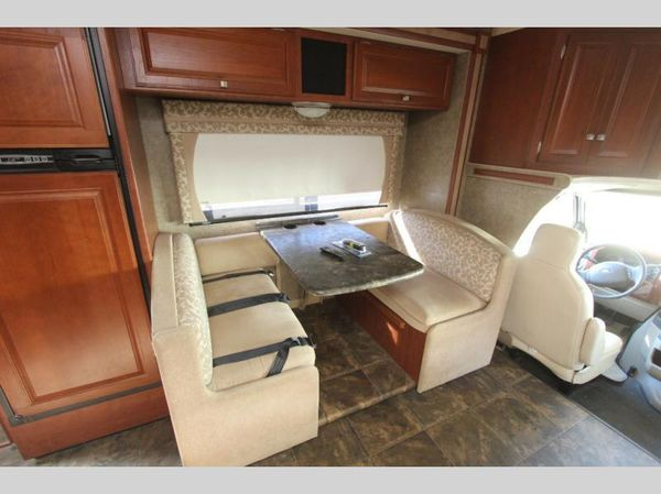 2012 RV Impulse Silver 32ft Ford chassis
