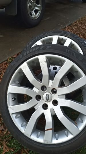 06 range rover wheels for Sale in Gastonia, NC