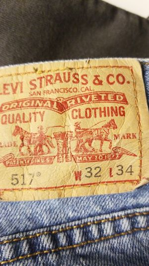 Levis 517 bootcut. $5 for Sale in Cleveland, OH