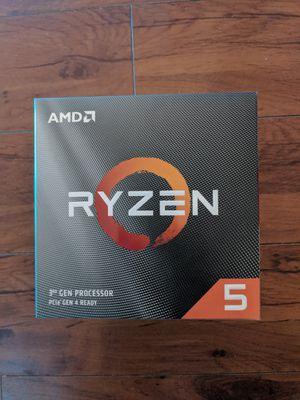 Brand New AMD Ryzen 5 3600X Never Used or Opened for Sale in Anaheim, CA