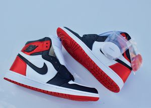 """BLACK TOE"" AJ1 9.5 and10 for Sale in Beaumont, TX"