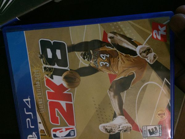 PlayStation4 with nba2k18 ,Madden 17 wwe and more games downloaded on the system