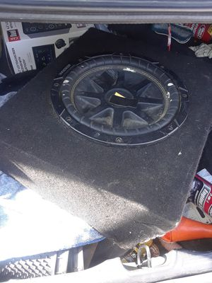 Kicker for Sale in Fresno, CA