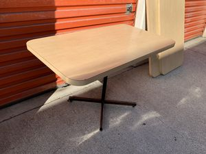 Commercial restaurant table x3 and table top x2 for Sale in Fountain Valley, CA