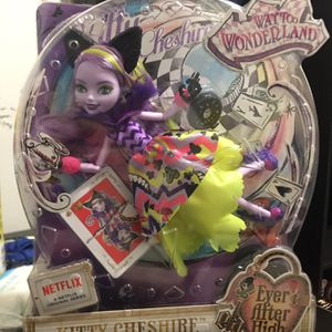 Ever After High: Kitty Cheshire for Sale in Uniondale, NY