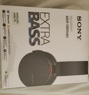 Sony wireless headphones for Sale in Columbus, OH