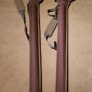 2 Plano Rod/reel Cases W/ Shoulder Strap for Sale in Chandler, AZ