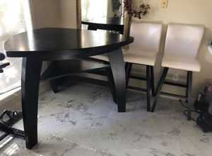 Breakfast table with 4 pieces for Sale in Duluth, GA