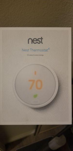 Nest thermostat E for Sale in Moreno Valley, CA