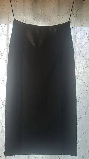 TRAMANDO BLACK LEATHER SKIRT for Sale in Scottsdale, AZ