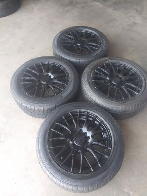 Rims and tires for Sale in Phoenix, AZ