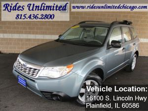 2011 Subaru Forester for Sale in Plainfield, IL