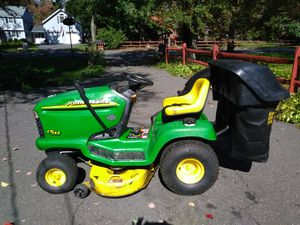 John Deere lt155 for Sale in Bristol, CT