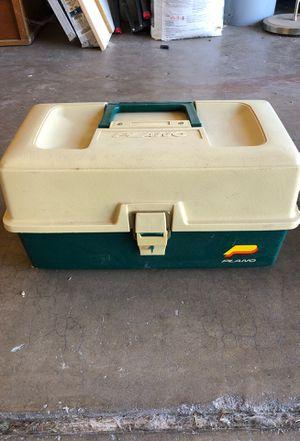 Tackle box Plano for Sale in Albuquerque, NM