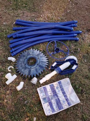 Used VINGLI Pool Vacuum Cleaner Automatic Sweeper Swimming Pool Creepy Crawler Vacuum for Sale in Bakersfield, CA