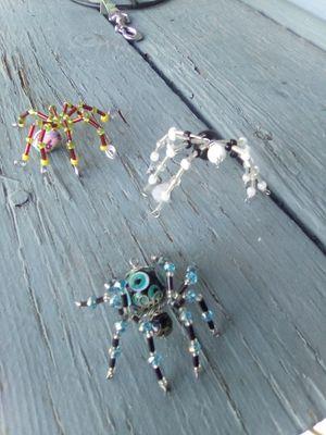 Beaded Spiders next Halloween. for Sale in Phoenix, AZ