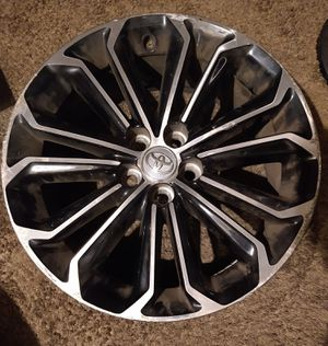"""Toyota OEM, 17"""" inch rims Alloy for Sale in San Diego, CA"""
