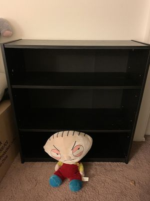 Wooden book shelf for Sale in Anaheim, CA