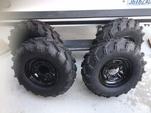 Polaris RZR wheels and tires for Sale in Pasco, WA