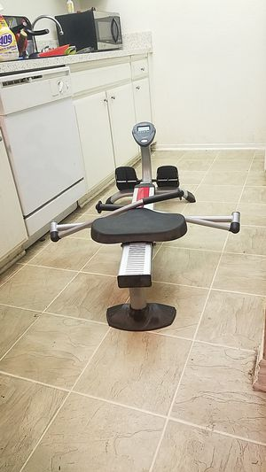 BodyTrac Rowing Glider for Sale in Paramount, CA