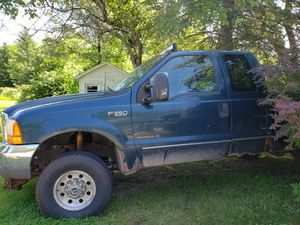 Ford F350 Super Duty Plow Truck for Sale in Frankfort, MI