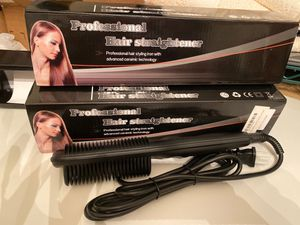 🔥🔥SALE🔥🔥 (2)Hair straightener,hair styling iron for Sale in Houston, TX