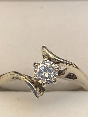 14 carat diamond ring for Sale in Bakersfield, CA