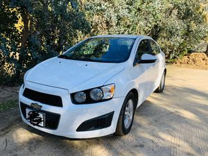 2013 Chevy Sonic for Sale in Fallbrook, CA