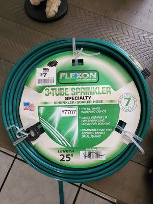 3-tube sprinkler for Sale in Upland, CA