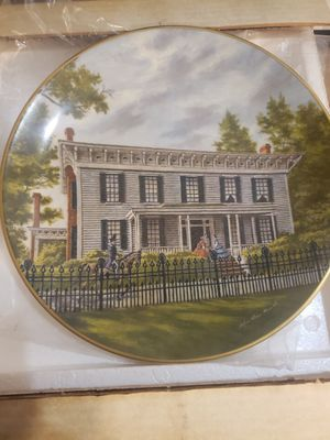 First white house of constitution /Fine China for Sale in St. Louis, MO