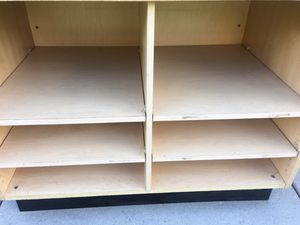 """Storage cabinet """"FREE"""" need to pick up by 7/31 between 9am-5pm for Sale in High Point, NC"""