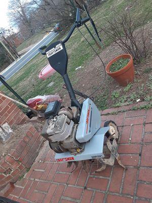 Craftsman tiller for Sale in Forest Heights, MD