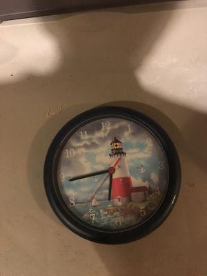 Ocean time clock for Sale in Berryville, VA