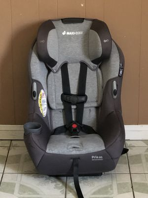 PRACTICALLY NEW MAXI COSI PRIA 85 CONVERTIBLE CAR SEAT for Sale in Riverside, CA
