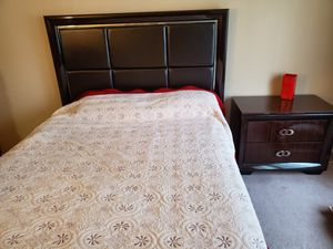 Bed - Dresser - Mirror - Mattress for Sale in Farmington Hills, MI