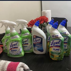 Lysol Bundle for Sale in New Haven, CT