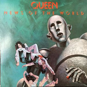 Record Album. Queen. News of the World. Double. for Sale in Covina, CA