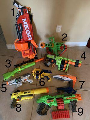 Nerf Guns for Sale in Austin, TX