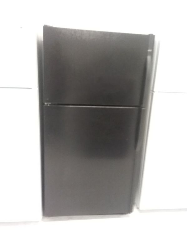 Ge top and bottom refrigerator used good condition 90 days warranty 🔥🔥