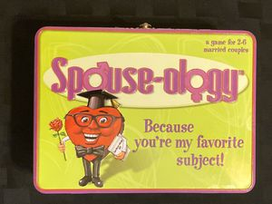 Spouse-Ology Game for Sale in Ocoee, FL