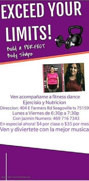 Fitness dance for Sale in Seagoville, TX