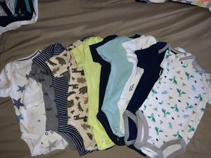 Lot of 24 Baby Boy onesies for Sale in Sarasota, FL