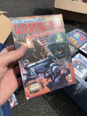 Elite Special Forces Movie Set for Sale in Washougal, WA