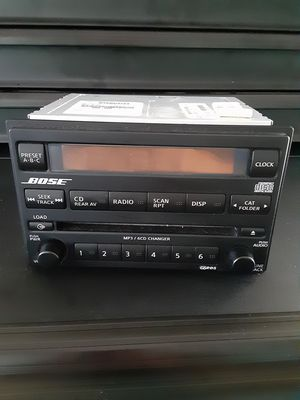 Bose doubledin stereo system for Sale in West Valley City, UT