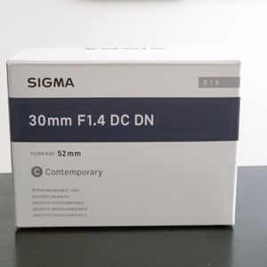 Sigma 30mm F1.4 for Sale in Mt. Juliet, TN