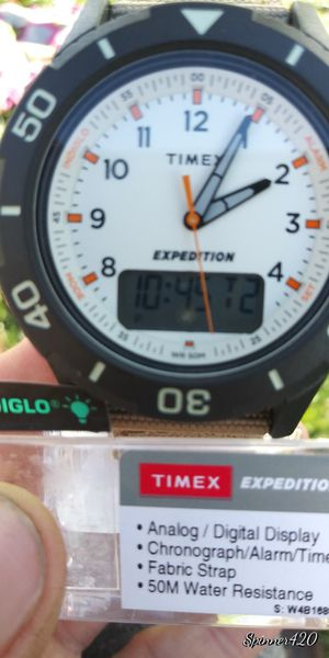 Timex Expedition Watch for Sale in Grand Island, NE