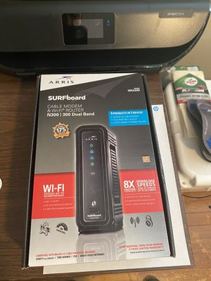 Modem & Wi-Fi Router for Sale in Houston, TX