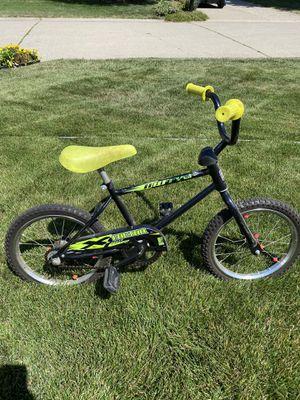 "Kids bike - 16"" tires for Sale in Northville, MI"
